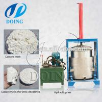 Buy cheap Hydraulic Press for Cassava product