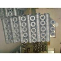 Buy cheap 20mm Galvanized Poultry Netting Fencing /  0.8mm wire gauge Chicken Houses Runs product