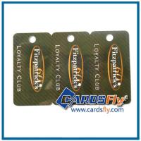 Buy cheap plastic key tag product
