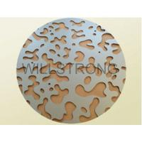 Buy cheap RAL Color Corrosion Resistance Aluminum Ceiling Panels Fluorine Carbon Spraying product