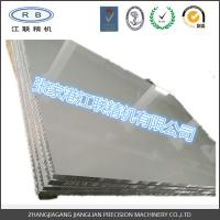 Buy cheap 3003/5052 ISO/SGS Customized size, Surface plating, aluminum honeycomb panel from wholesalers