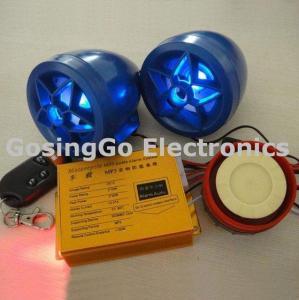Motorcycle Alarm MP3+Buzzer(GSG-04)