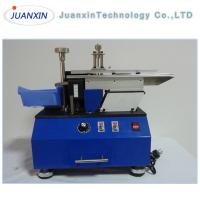 Buy cheap Radial Components Lead Cutting Machine, Bulk/Loose Capacitor Lead Cutter Machine product