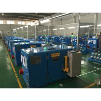 3.7kw Conductor Tinned Wire Buncher Machine 0.8mm - 10.8mm Pitch Area
