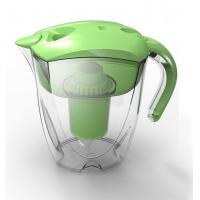 Buy cheap SGS Alkaline Water Pitcher For Reduce Bacteria , 7.5 - 9.5 PH product