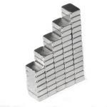 Buy cheap sintered ndfeb powerful permanent neodymium block magnet 6x5x2mm Ndfeb block magnet of N52 product