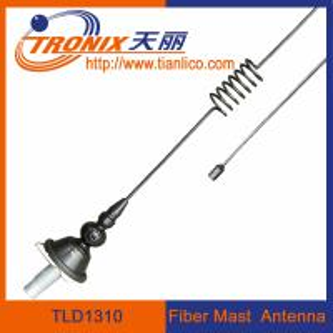 Buy cheap spring form fiber mast car antenna/ passive car am fm radio antenna TLD1310 product