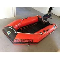 China zodiac inflatable boat on sale