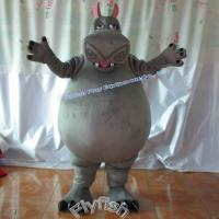 Buy cheap Adult madagascar hippo gloria mascot costume from wholesalers