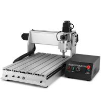 Buy cheap 800w 3040 portable CNC router machine for wood working and adversting industry product