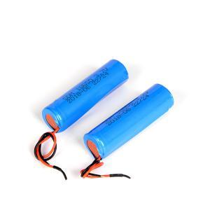 Buy cheap Custom Small Lithium Ion Battery 2000mAh Li Ion 3.7 V Battery Pack product