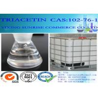 Buy cheap 99.5% Content Triacetin Chemical Food Additives GTA Non Toxic With Bitter Taster product