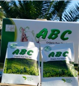 China ABC Organic Pure Diet Tea, Safe Weight Loss Tea Fast Fat-Loss Tea Beauty Slim Tea on sale