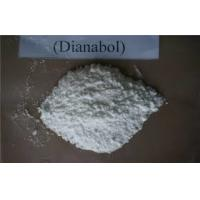 Buy cheap White Oral Anabolic Steroids Dbol / Dianabol Methandienone Powder CAS 72-63-9 product