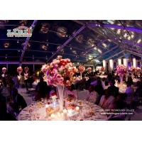 Buy cheap 15x40M Clear Big Event Tents Wedding Marquee Heavy Duty For 500 Person from Wholesalers