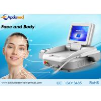 Buy cheap FDA cleared technology - HIFU for facial anti aging and body suclpture product