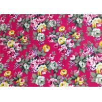 floral patterned canvas fabric -#main