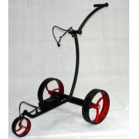 Buy cheap 2011 Travel ,Compact Stainless Steel Electric Golf Trolley product