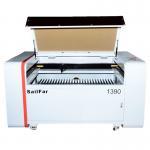 Buy cheap 60-130 W 130x90cm Acrylic Laser Cutting Machine Reci Laser Tube Ruida System product