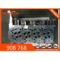 Buy cheap ISO 9001 Diesel Engine Cylinder Head For FORD D2FA 908768 Transit 2.4tdci product