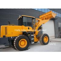 China Forklift Compact Wheel Loader Zl30 Wolf Wl300 3 Ton Water Cooled / Four Stroke Engine Type on sale