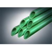 Buy cheap S2.5 Grade PPR Fiberglass Composite Pipe High Pressure Resistant For Building Water Supply product