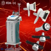 Buy cheap Newest Cryolipolysis slimming Machine With Cold Wave Cooltherapy Beauty Equipment product