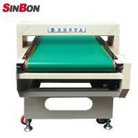 Buy cheap BESTA Needle & Ferrous Metal Detector conveyor needle inspection machine product