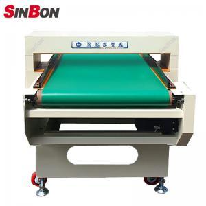 Buy cheap BESTA Needle & Ferrous Metal Detector conveyor needle inspection machine product