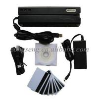 Buy cheap MSR606 USB magnetic card reader writer product