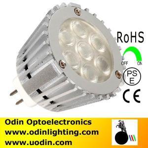 China good quality cob led spotlight dimmable bulb cob gu10 led on sale