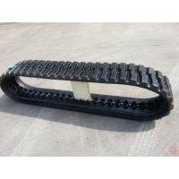 Buy cheap OEM Quality CTL Rubber Tracks Loader Rubber Tracks 320 X 86S WM X 52 For TAKEUCHI TL 130 2- Type product