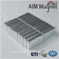 Buy cheap Strong Making Permanet Magnet for wind generator from wholesalers
