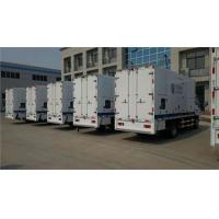Buy cheap Large Capacity Tank Truck Mounted Generator Sets 460 KW 50HZ / 60HZ product