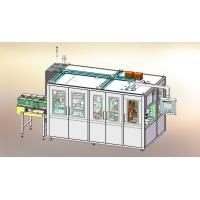 China Full Automatic Plastic Bag Paper Towel Packing Machine With 40 Bags Per Min on sale