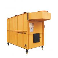 Buy cheap Low Drying Cost Rice Hull Furnace , Automatic Feeding Grain Dryer Burner product