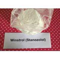 Buy cheap 99% Purity Oral Anabolic Steroids Powder Winstrol Stanozolol  For Muscle Growth product