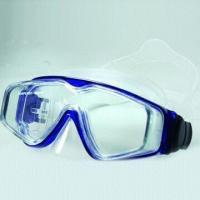 Buy cheap Diving Mask with Tempered Glass Lens and Adjustable Head Strap product
