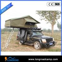 China 4X4 off road camp trailer tent on sale