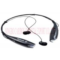 Buy cheap Wireless Sport Bluetooth Phone Headset Neckband Stereo Headset For Both Ears product