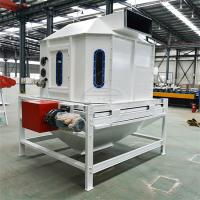 Buy cheap Easy Operation Feed Pellet Cooler With Low Pow Consumption CE ISO Certification product