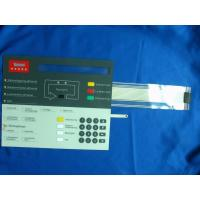 Buy cheap Custom Waterproof Keyboard Membrane Switch Panel For Military Vehicles product