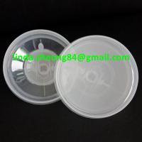 Buy cheap transparent PP spray gun paint mixing cup soft PE material 28oz cup lids with 125micron mesh product