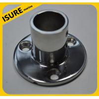 Buy cheap Boat Deck Handrail Round Base 90 degree,marine hardware from wholesalers