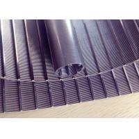 Buy cheap Strong Welding Wedge Wire Screen Panels Non - Clogging High Flow Rates from Wholesalers
