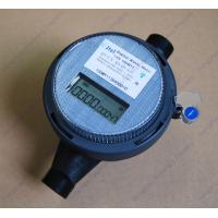 Digital Water Meter Reading : Plastic intelligent wireless electronic water meter