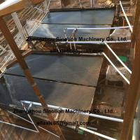 Buy cheap Fiberglass aluminium alloy LYN(S) 6-S 6S L-S series gold lab shaking table suppliers product