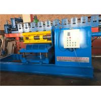 Buy cheap Steel Sheet Coils Hydraulic Decoiler Machine 1250mm Coil Width 5 Tons Capacity product