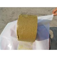 Buy cheap PETROLEUM GREASE ANTI CORROSIVE TAPE AWWA C 217 STANDARD WRAPPING TAPE product