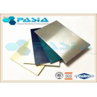 Buy cheap Fire Proof Carton Paper Honeycomb Panels , Honeycomb Paper Sheets High Strength product